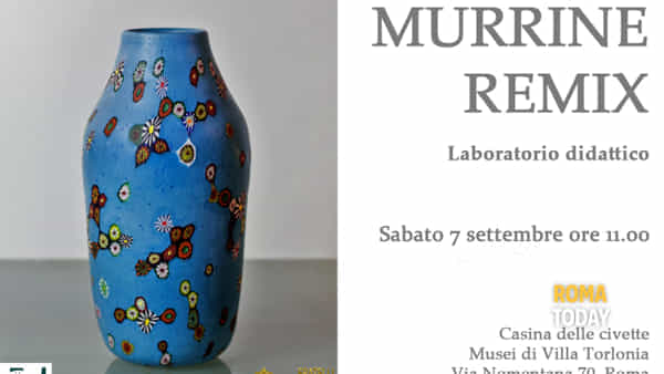 Murrine Remix - laboratorio didattico