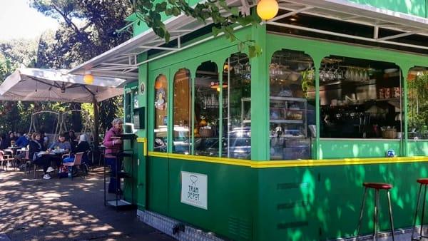 Tram Depot apre a Talenti