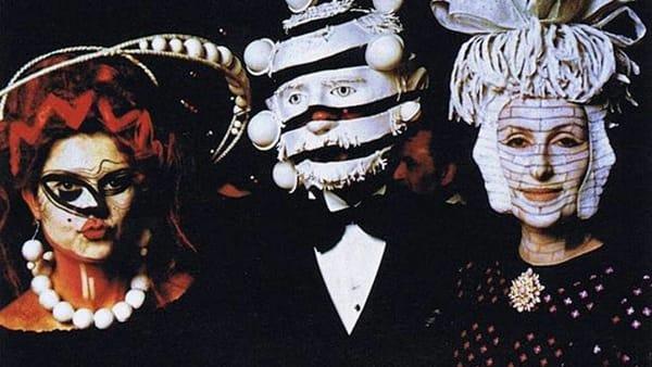 Le Bal Surréaliste de Madame Rothschild al Cohouse Pigneto