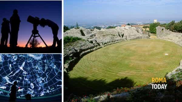 Speciale serata astronomica ad Albano