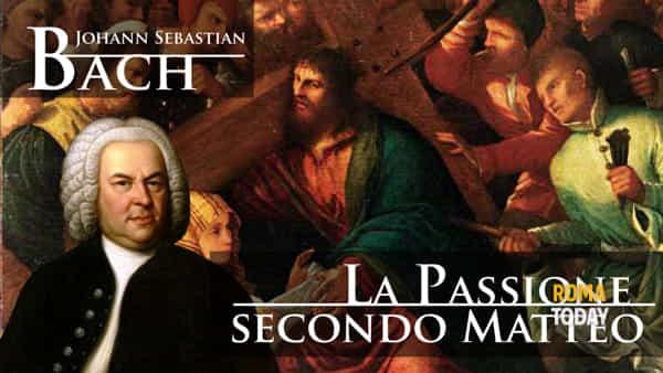 Johann Sebastian Bach - La Passione Secondo Matteo