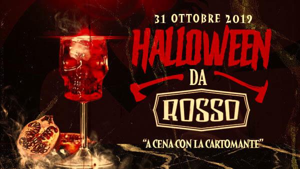 Halloween da Rosso