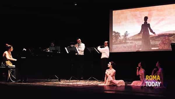 """""""Acqua, Terra, Aria, Fuoco"""", quartetto d'arti tra musica, teatro, pittura e danza"""