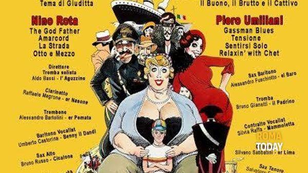 I Soliti Ignoti Jazz Orchestra @ Pinispettinati