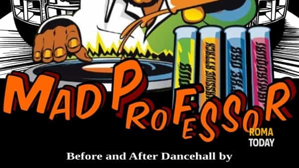 Mad Professor allo Spin Time Labs