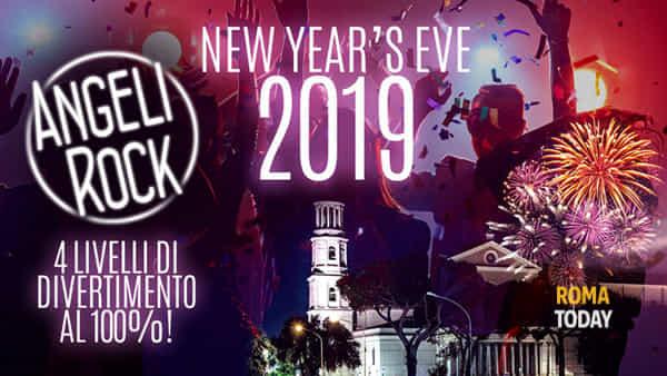 Capodanno da Angeli Rock: cena karaoke e disco