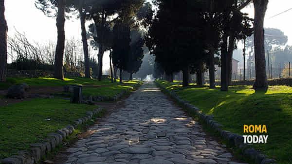 Visita guidata della via Appia Antica