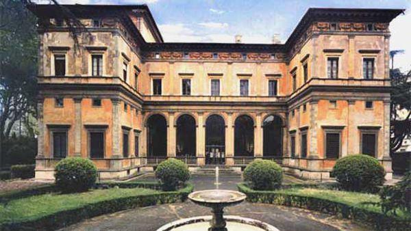 Villa Farnesina alla Lungara, visita guidata