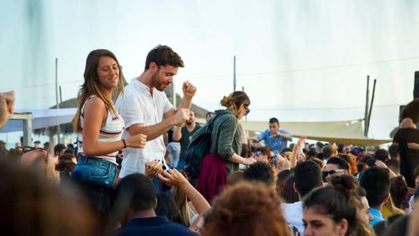 Body Funk Festival 2020 alla Rambla di Maccarese