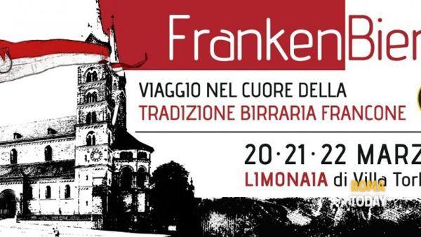 FrankenBierFest a Villa Torlonia