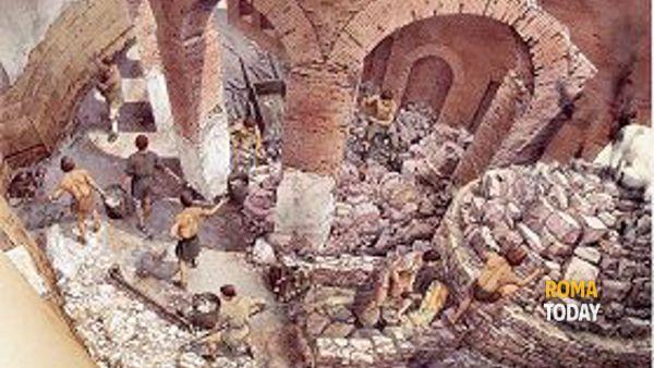 Caccia al Coccio nella Crypta Balbi: visite guidate per bambini 25 gennaio 2014