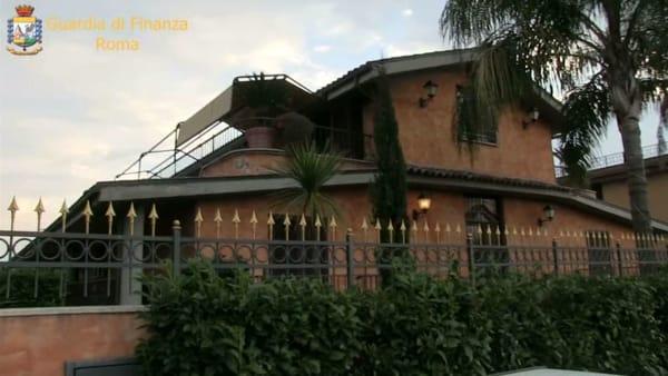 Il tesoro di Guido Casamonica passa allo Stato: confiscate quindici case e dieci terreni