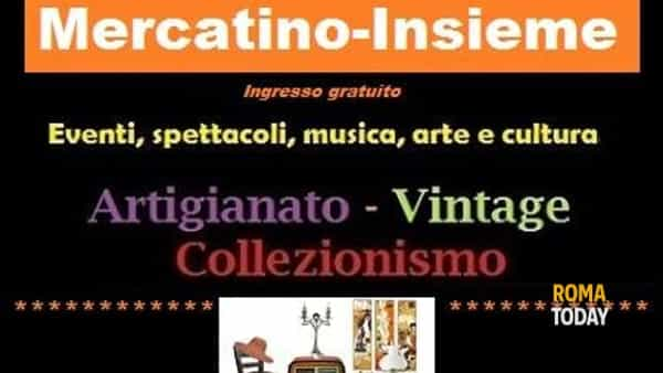 Mercatino-Insieme al Caffè Lettarario