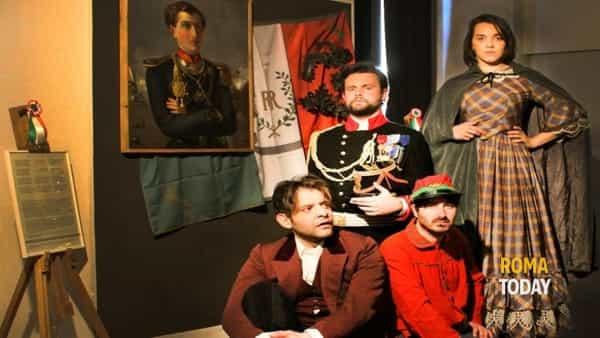 Mazzini e Garibaldi prima che fossero 1000, visita guidata teatralizzata