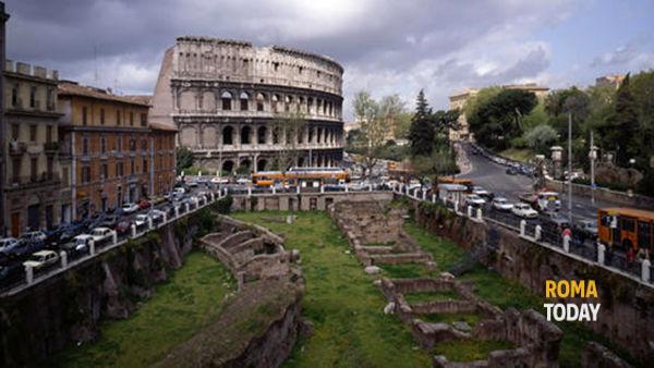 Nella valle del Colosseo come i gladiatori. Visita guidata