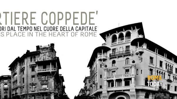 Inaugurazione mostra quartiere Coppedè