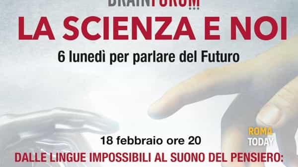 La Scienza e Noi: un viaggio nella neurolinguistica con Andrea Moro