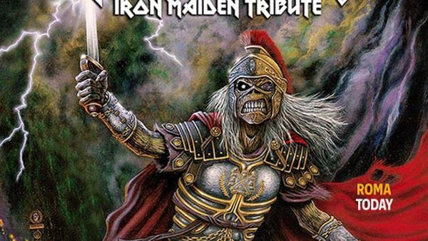 Iron Maiden night, Invaders live al Let It Beer