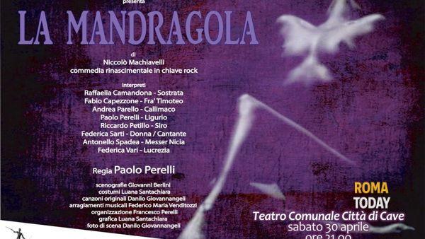 La Mandragola - Commedia Rinascimentale in chiave rock