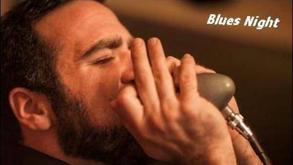 Greg Izor, Blues Night
