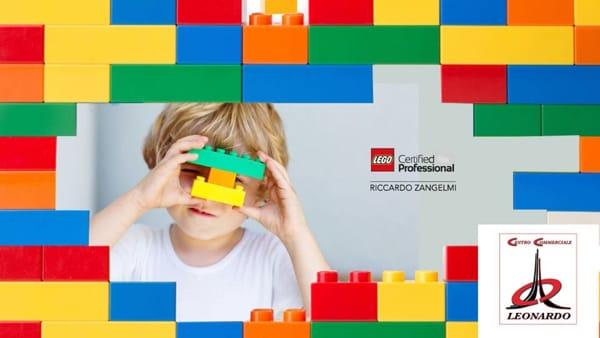 Brick Days al Centro Commerciale Leonardo