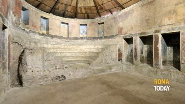 Visita in esclusiva all'Auditorium di Mecenate