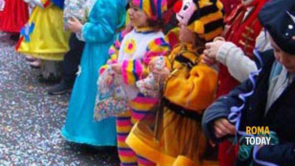 """""""Col futuro non si scherza"""", Carnevale ecosostenibile al Tuscolano"""