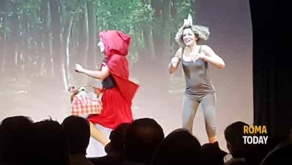"""Spettacolo teatrale per bambini """"Cappuccetto Rosso e..."""" a Roma Teatri"""