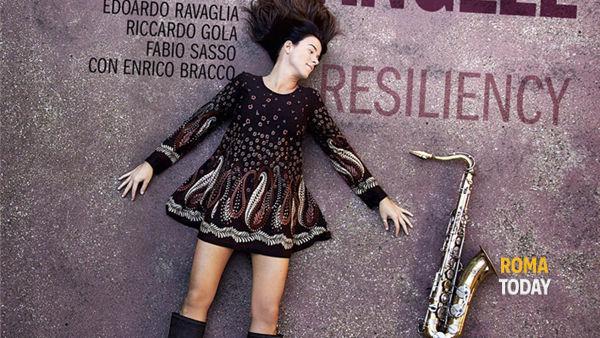 "Milena Angelè presenta l'album ""Resiliency"""