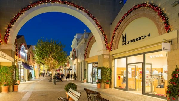 Black Friday a Castel Romano Designer Outlet