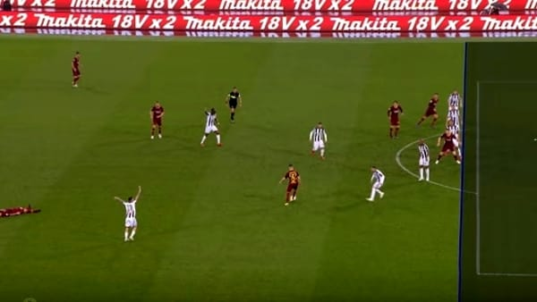 VIDEO | Roma-Udinese 1-0: decide Dzeko, gol e highlights