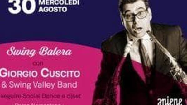 Giorgio Cuscito & The Swing Valley Band