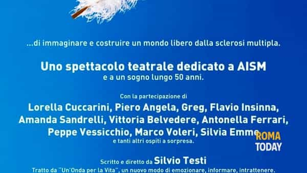 """""""Liberi tutti..."""" al Teatro Brancaccio"""