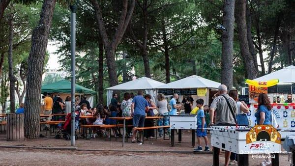 La Salamandra Live al Quadraro Summer Festival