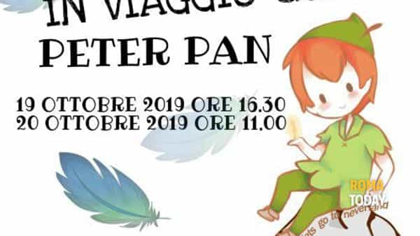 In Viaggio Con Peter Pan