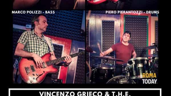 Vincenzo Grieco & T.H.E. Rome Blues Authority