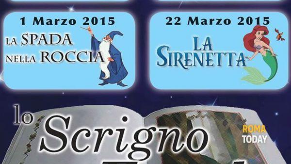 Lo Scrigno delle Favole, La Sirenetta