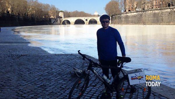 Week-end in bicicletta: tutti sulle rive del Tevere