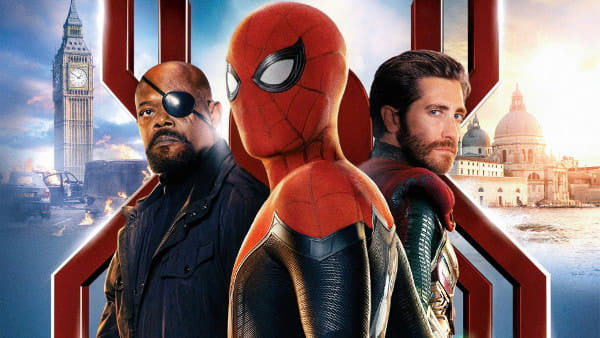 Spider-Man: Far From Home in anteprima il 7 luglio a Cinecittà World