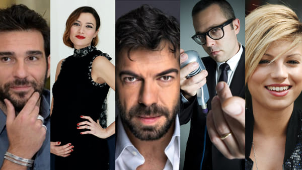 Da Silvestri a Tosca, Edoardo Leo e Favino: artisti Live for Syria
