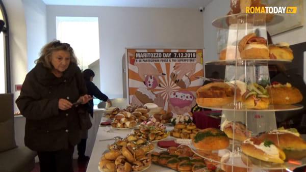 VIDEO | Il Maritozzo day supera i confini di Roma: più di 200 varietà per gli appassionati