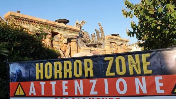 Halloween a Rainbow Magicland: zombie terrificanti, percorsi di paura e atmosfere da brivido