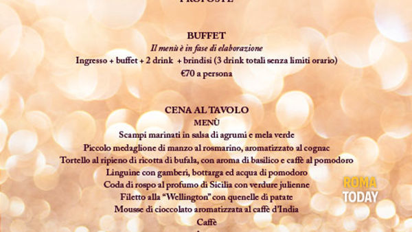 Capodanno Shari Vari Roma - Love Motel