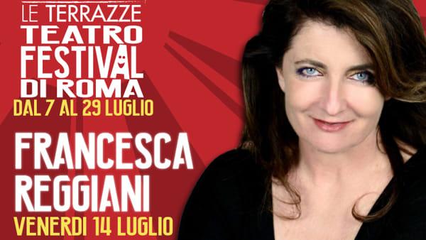 Si ride a Le Terrazze Teatro Festival: sul palco Francesca Reggiani e Antonio Giuliani