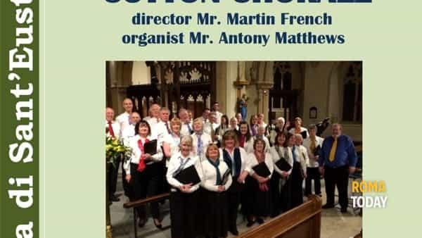 Sutton Chorale in concerto