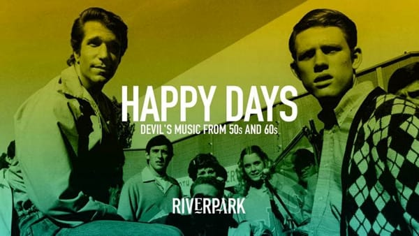Happy Days a Riverpark Ostiense