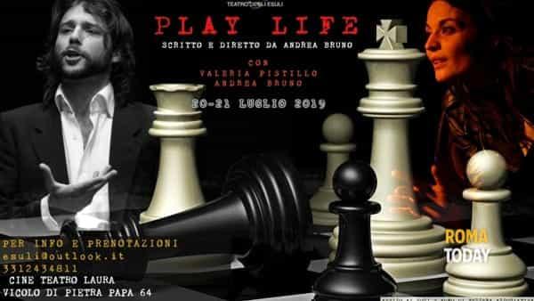 Play Life al CineTeatro L'Aura