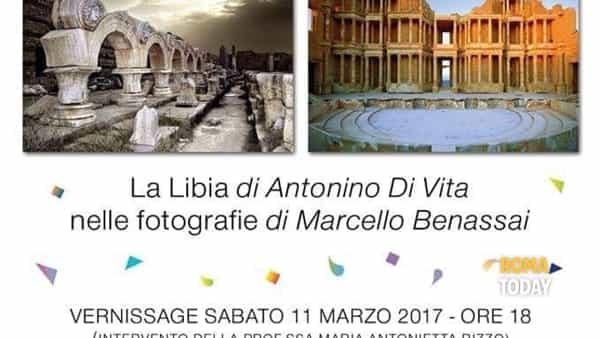 "Mostra di fotografia archeologica ""La Libia"""