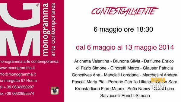 """Contestualmente"", l'arte in scena in via Margutta"