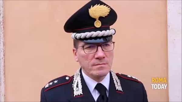VIDEO | Il colonnello dei carabineri Antonio Caterino spiega come funziona lo spaccio a San Basilio